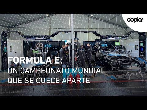 La Fórmula E: Un campeonato mundial que se cuece aparte | Dopler