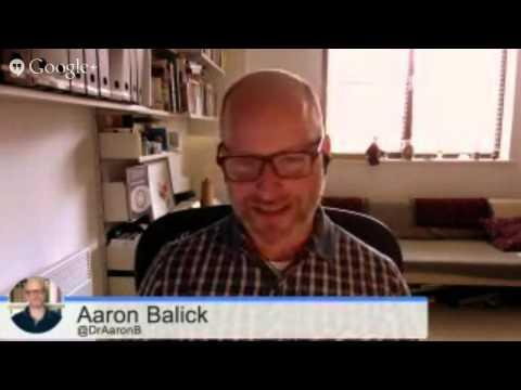 Adevarul Hangout Dr. Aaron Balick