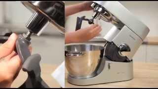 видео Кухонный комбайн