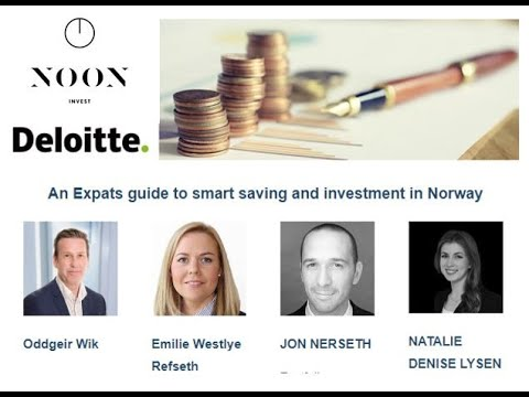 An Expats guide to smart saving and investment in Norway
