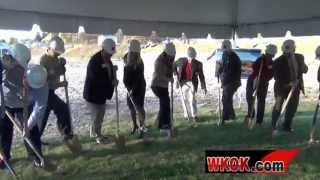 Shikellamy Middle School Groundbreaking