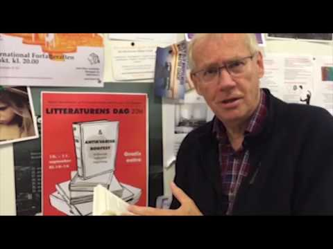 Nils Malmros  Litteraturens Dag 2016