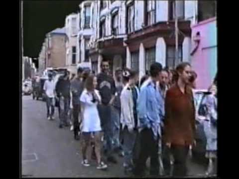 The MULT-E-VENT Dance Paradise Movie Video 24/June/1995