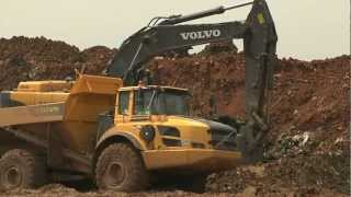 Wayne Township Landfill: Volvo Construction Equipment Success Story