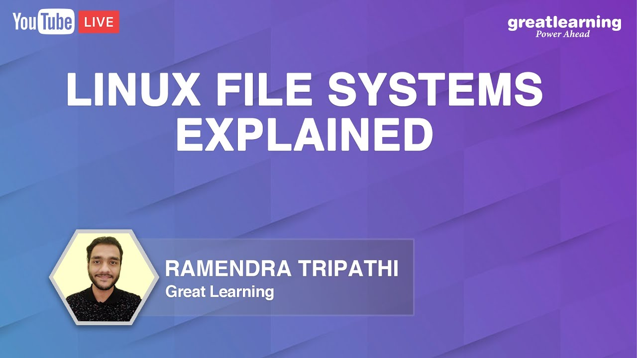 Linux File Systems Explained | Linux for Beginners