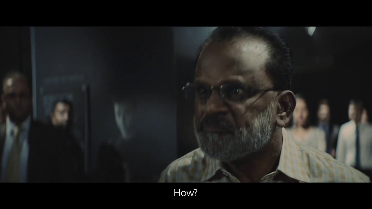#PETRONAS Deepavali 2018: Monochrome