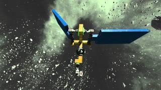 Space Engineers - Automatic door clooser