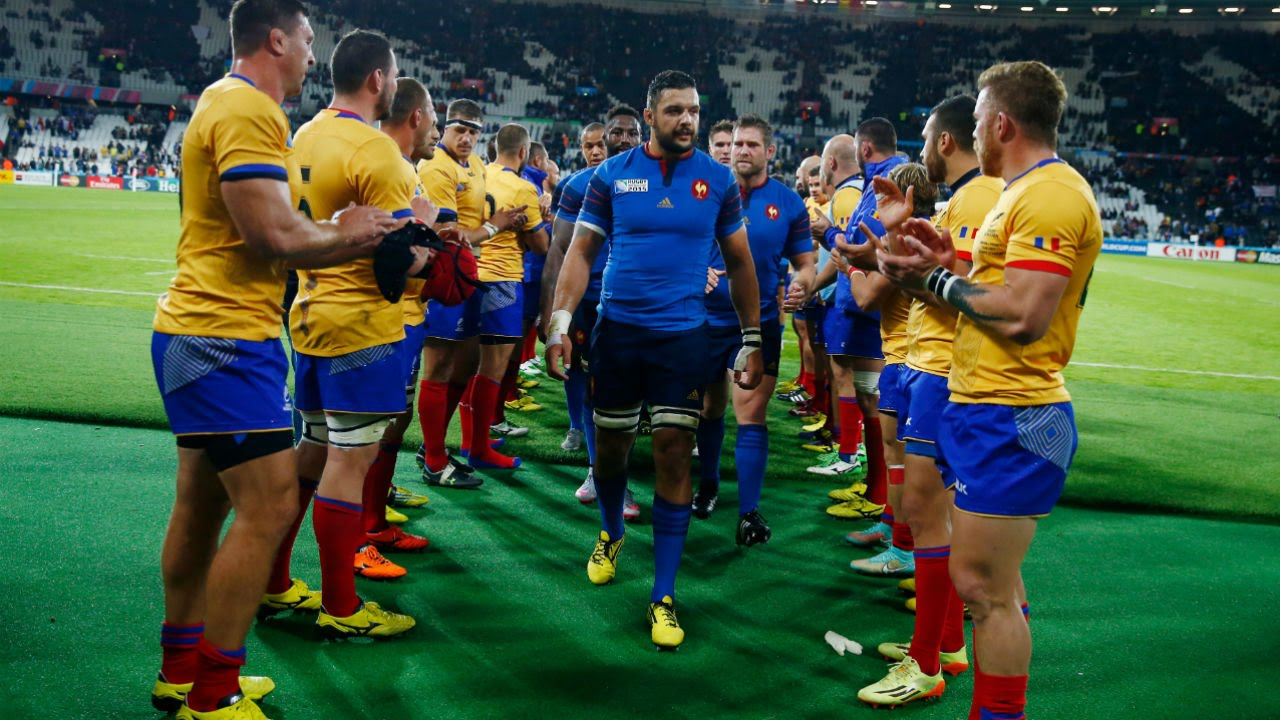Rugbys Shining Examples Of Respect In 2015 Youtube