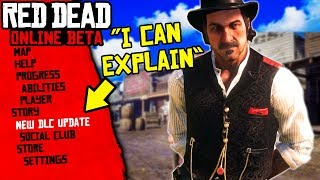 The REAL REASON For No Red Dead Online DLC Updates...