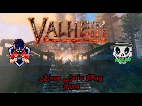 Säulenästhetik - Valheim Koop Let's Play 154