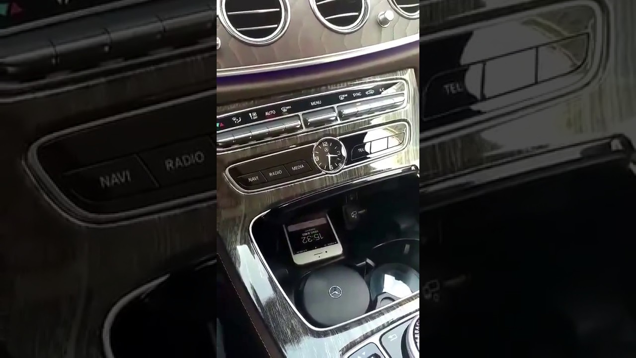 Wireless Charger Specific For Mercedes Benz