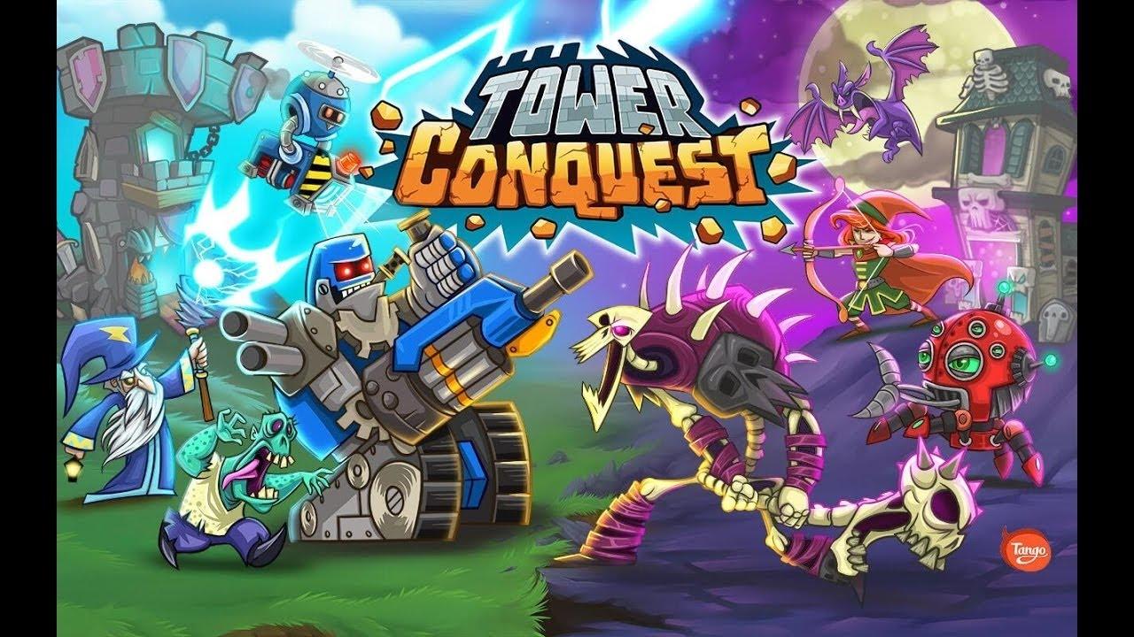 Tower conquest скачать на пк через торрент