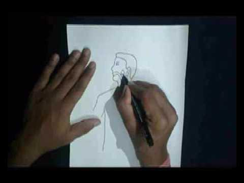 How To Draw Human Digestive System Youtube