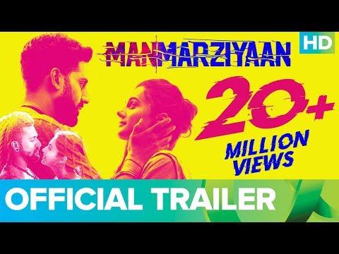 Manmarziyaan Official Trailer| Abhishek Bachchan, Taapsee Pannu, Vicky Kaushal, Anurag Kashyap