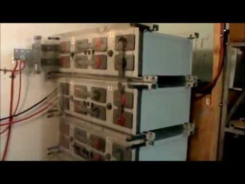 Missouri Wind and Solar Reviews Outback grid tie inverter battery bank off grid