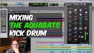 Mixing the Aquabats Kick Drum - Warren Huart: Produce Like A Pro