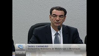 Tadeu Carneiro (Rep. CBMM) mostra como funciona o projeto de nióbio em Araxá - YouTube