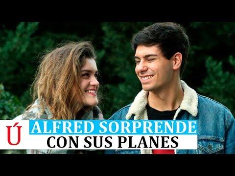 Alfred sorprende con sus planes tras Eurovision 2018 (Tu Canción con Amaia) Operación Triunfo 2017