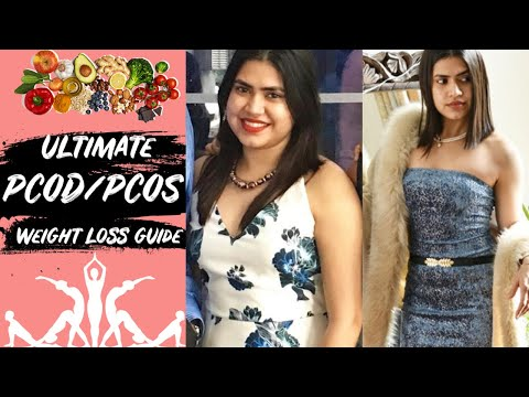 How to lose weight fast with PCOS | Cure PCOD in Hindi