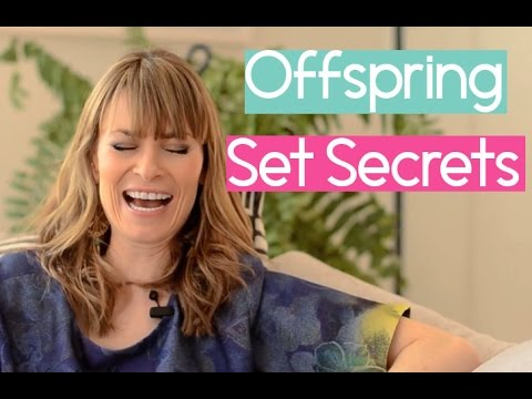 Kat Stewart: Chats About All Things 'Offspring'