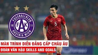 Đoàn Văn Hậu skills and goals | Hành trình trở thành cầu thủ đắt giá nhất lịch sử Bóng đá Việt Nam