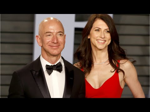 Inside The Marriage Of The World's Richest Couple: Jeff and MacKenzie Bezos