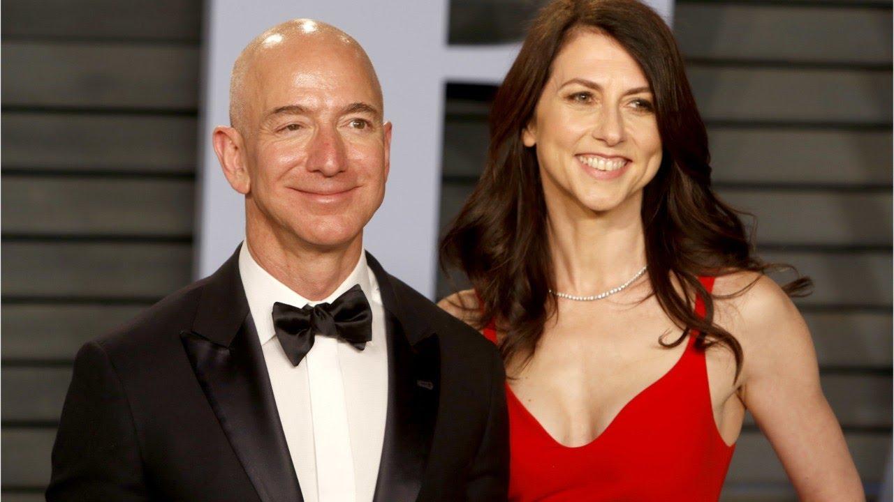 Perceraian Mungkin Bakal Menggerus Kekayaan Boss Amazon