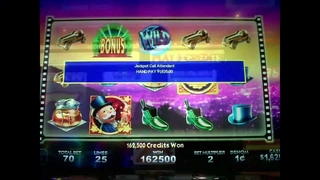 Slot hits las vegas