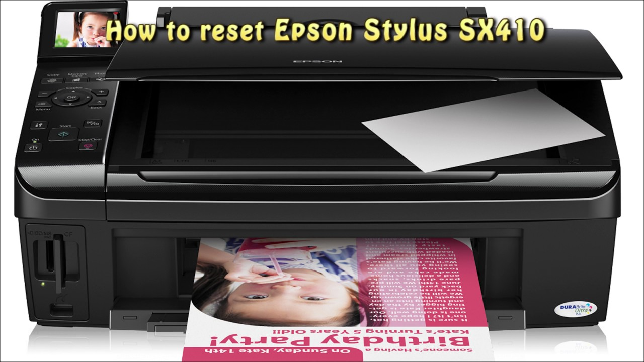 DRIVERS FOR EPSON STYLUS X410
