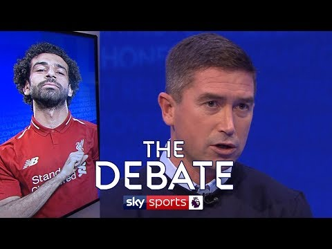 Are Liverpool feeling the pressure of the Premier League title race? | Kewell & Upson | The Debate