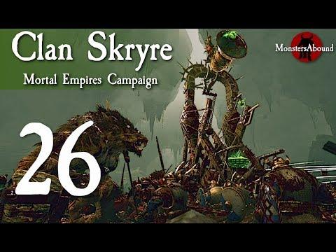 Total War: Warhammer 2 Mortal Empires - Clan Skryre #26