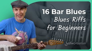 16 Bar Blues | Guitar for Beginners