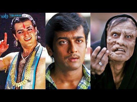 Tamil actors who missed National Award for their best performance   Ajith   Vikram   Suriya