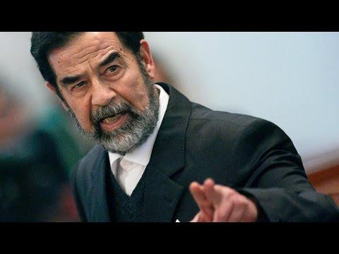 Revelan las últimas declaraciones de Saddam Hussein antes de su ejecución