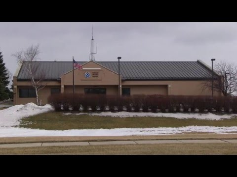 NOAA WX Center In Grand Forks, ND