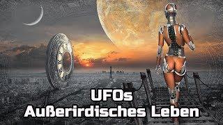 UFOs - Außerirdisches Leben Dokumentation über UFOs, Aufnahmen von unbekannten Flugobjekten, UFO