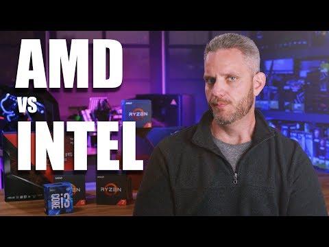 AMD vs Intel - 2018