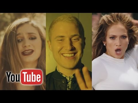YouTube - Top 100 Most Viewed Music Videos Of 2016