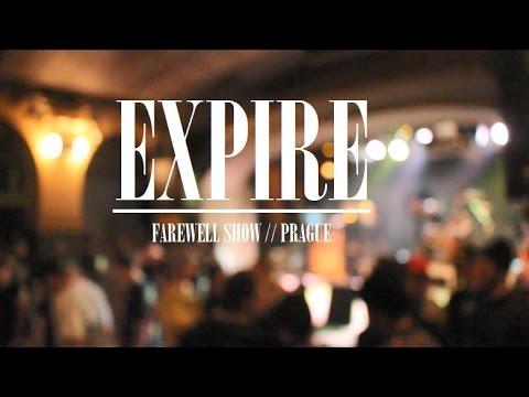 EXPIRE - FAREWELL SHOW // PRAGUE
