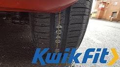 KwikFit Experience & MOT advisories