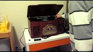 The Electrohome Nostaligia Music Center