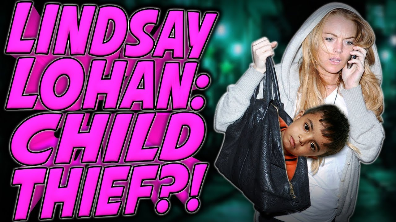 9c898d17b Lindsay Lohan Tried to KIDNAP a Refugee Child ! - YouTube