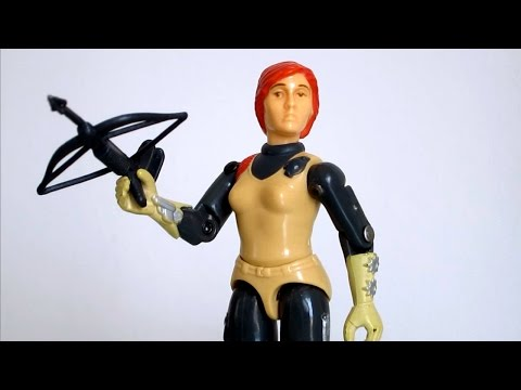 1982 & 1983 Scarlett (Counter Intelligence) G.I. Joe review