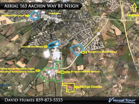 Aachen Estates, Versailles, Ky - Proposed Home