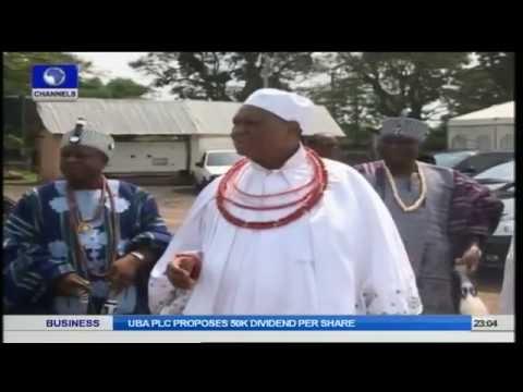 Royal Wedding: Benin Prince, Osama Weds Ediri