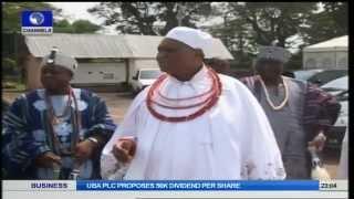 Royal Wedding Benin Prince Osama Weds Ediri