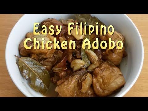 EASY Chicken Adobo 👍