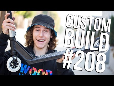 Custom Build 208 ft Chris Farris │ The Vault Pro Scooters