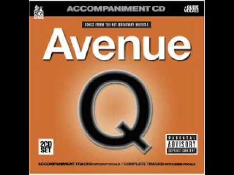 Avenue Q  My Girlfriend Who s in Canada KaraokeInstrumental