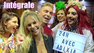 24H AVEC ADIXIA 2 : Adeline à Paris ! Notre week-end de folie !